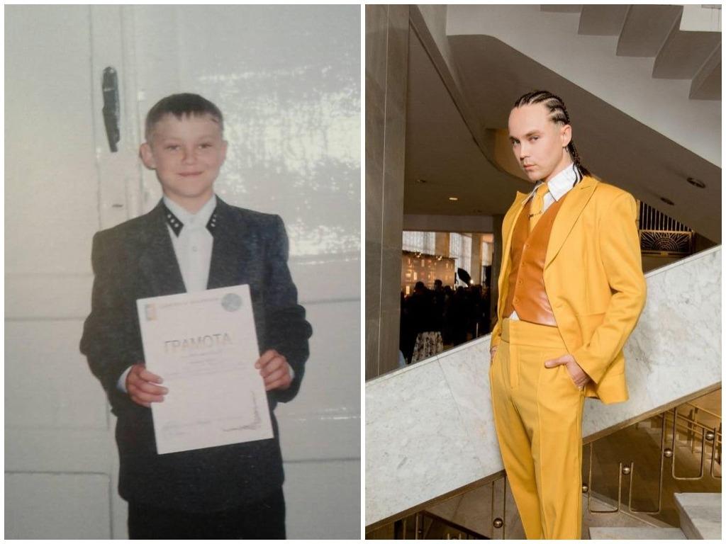 Как украинские звезды выглядели в молодости: школьные фотографии селебрити - фото №6