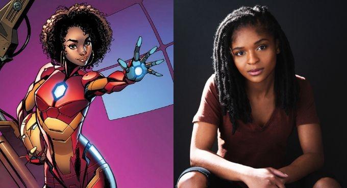 Железного человека в фильмах Marvel заменит темнокожая супергероиня - фото №1