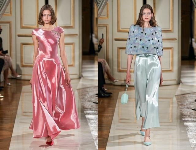 Неделя высокой моды в Париже: рассматриваем коллекции Armani, Jean Paul Gaultier и дургих диазйеров - фото №1