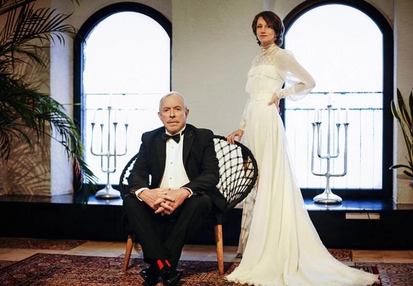 фото свадьбы макаревича