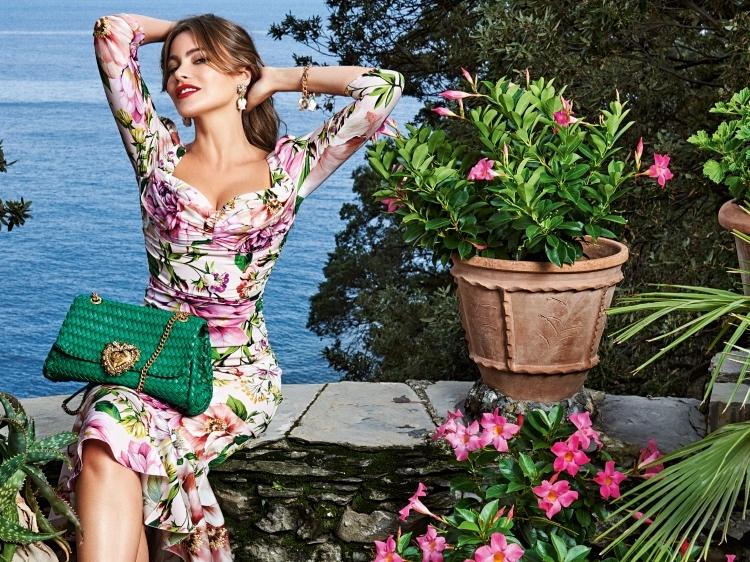 Ослепительная красота: София Вергара — новое лицо Dolce&Gabbana (ФОТО) - фото №5