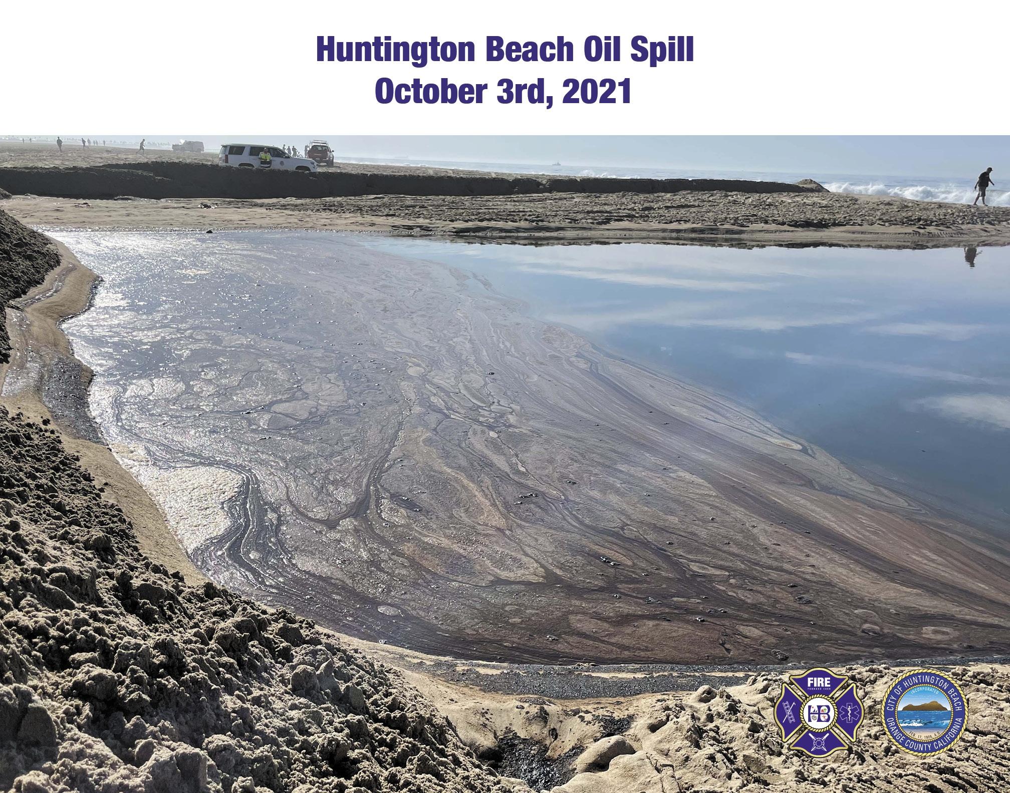 Экологическая катастрофа: в Калифорнии в океан попало более полумиллиона литров нефти (ФОТО) - фото №3