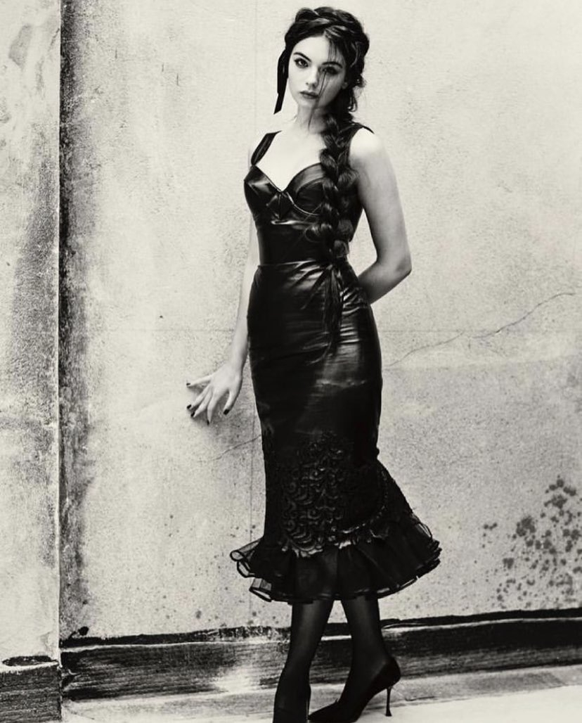 Моника Беллуччи впервые снялась для обложки глянца вместе со своей дочерью Девой Кассель (ФОТО) - фото №5