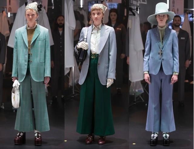 Что скрывается за замочной скважиной: ритуалы и готика в новой коллекции Gucci (ФОТО) - фото №6