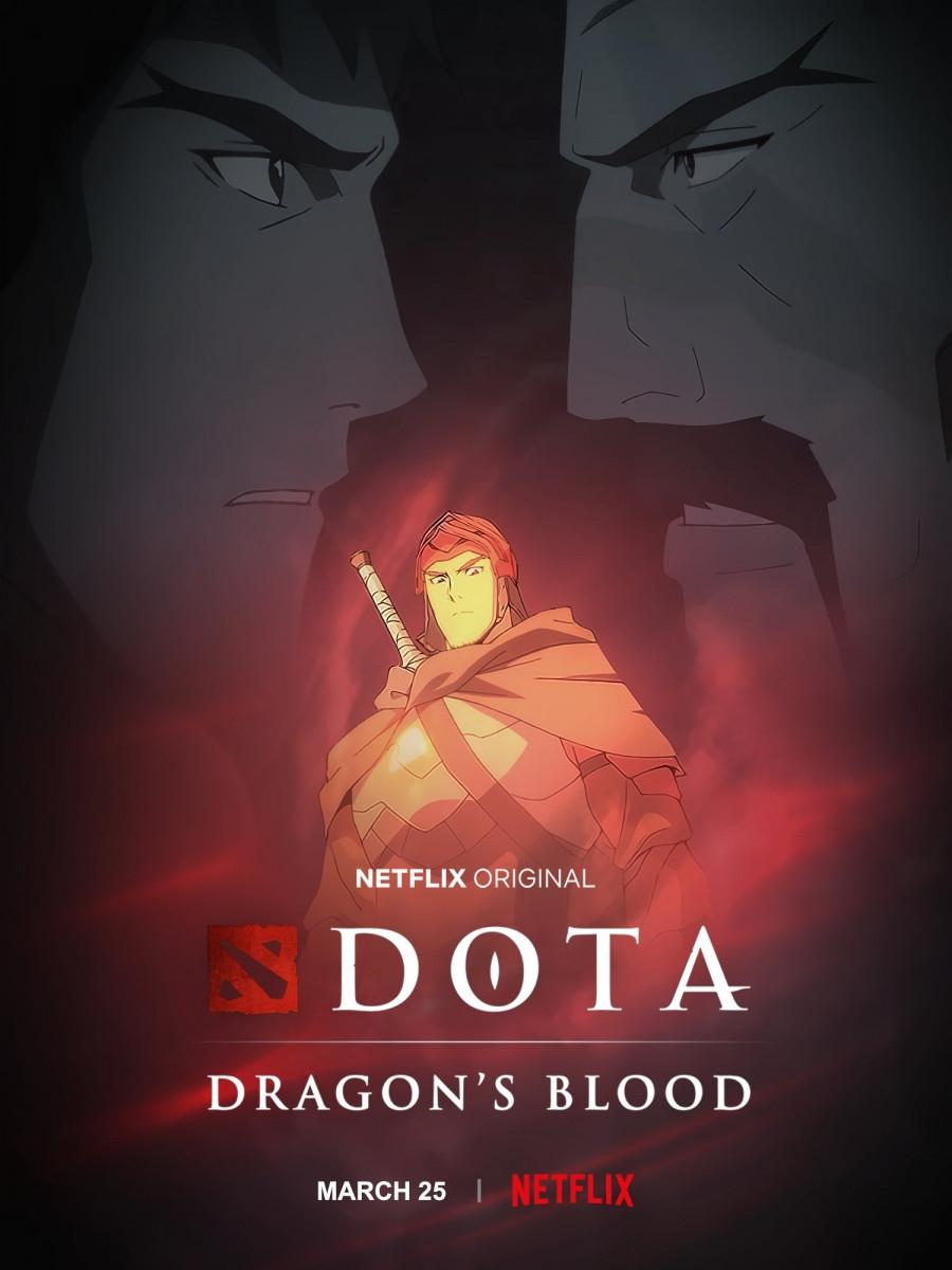 На Netflix вышел аниме-сериал по игре Dota 2 - фото №2