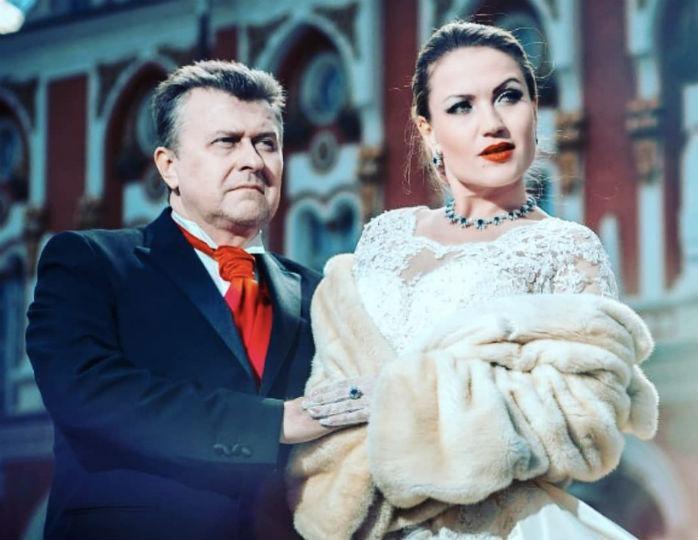 Евгений Самусенко и дейнега