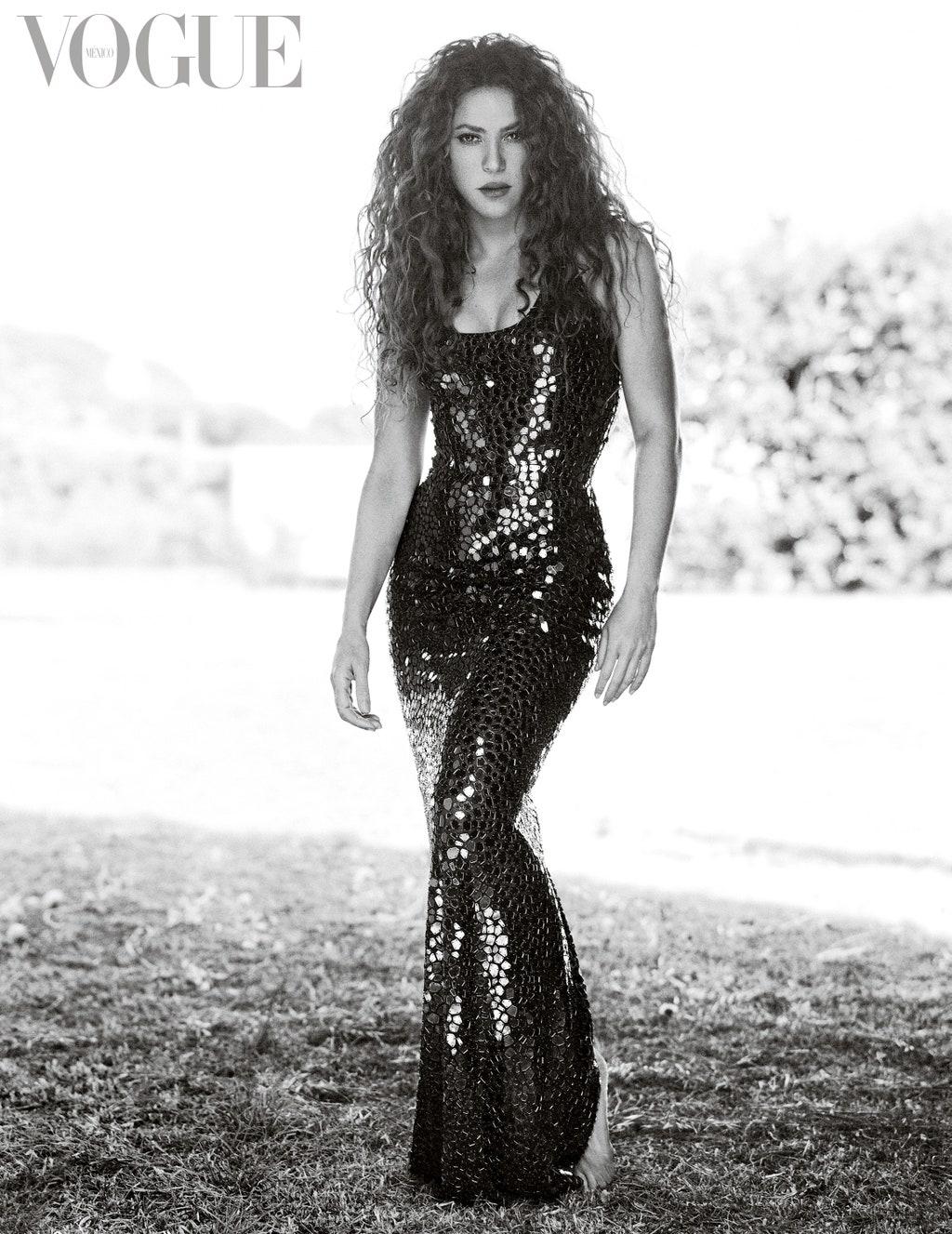 Шакира впервые за долгое время появилась на обложке глянца (ФОТО) - фото №3