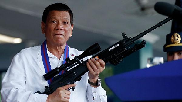 расстрел нарушителей карантина на филиппинах