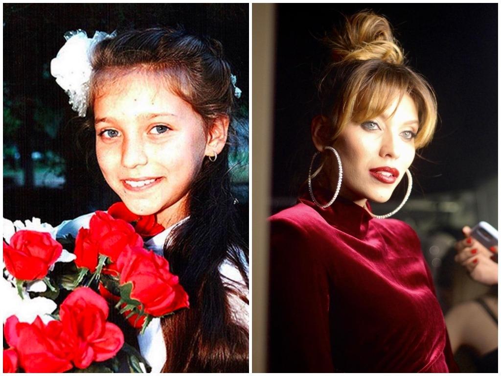 Как украинские звезды выглядели в молодости: школьные фотографии селебрити - фото №16
