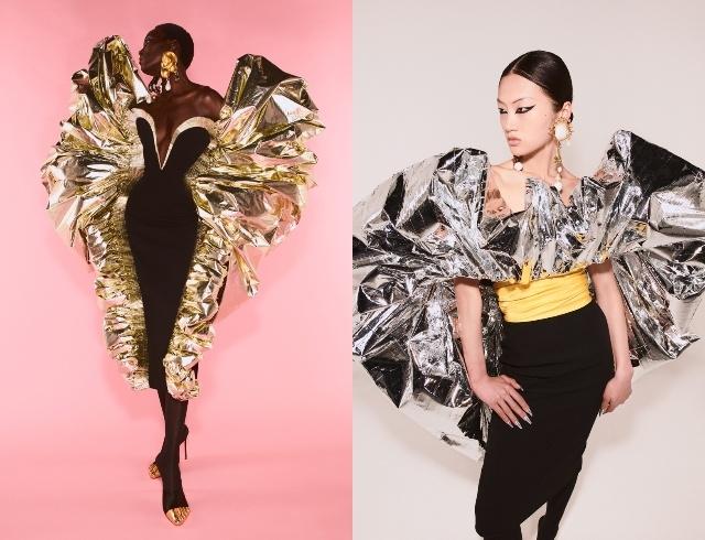 Неделя высокой моды в Париже: Dior, Chanel, Schiaparelli и другие коллекции именитых брендов (ФОТО) - фото №3