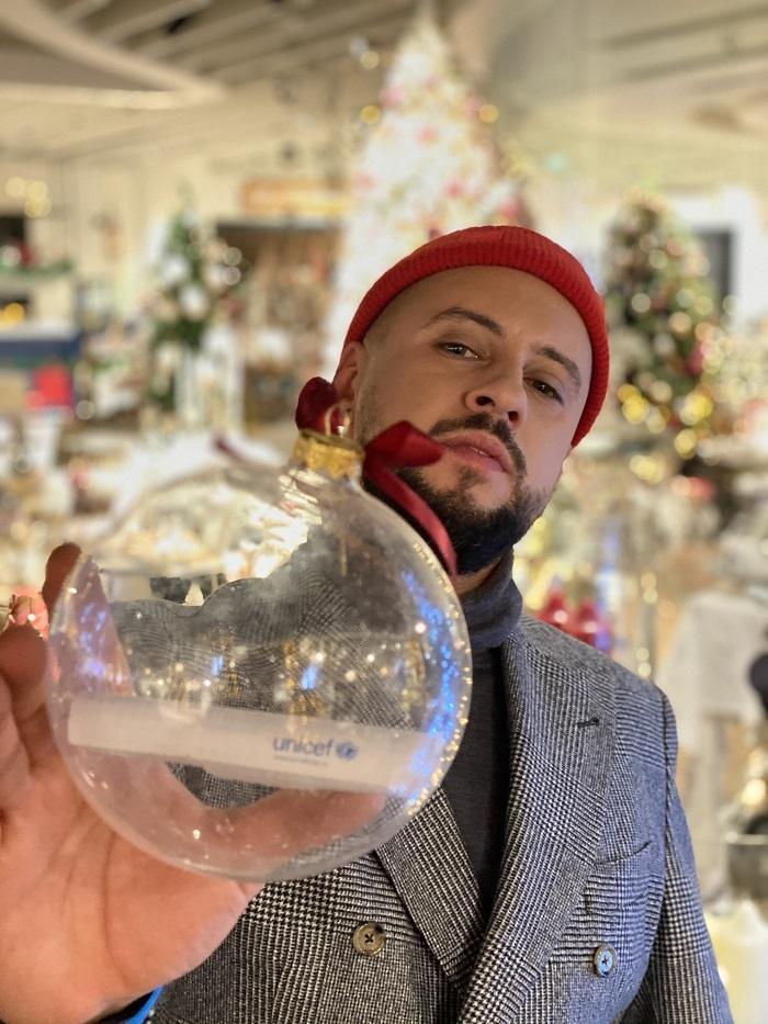 """""""Мріяти не шкідливо"""": MONATIK разом із ЮНІСЕФ оголошує соціальний новорічний проект - фото №2"""