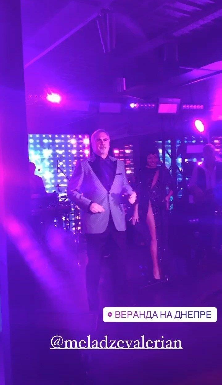 Валерий Меладзе и Светлана Лобода выступили в одном из киевских заведений - фото №2