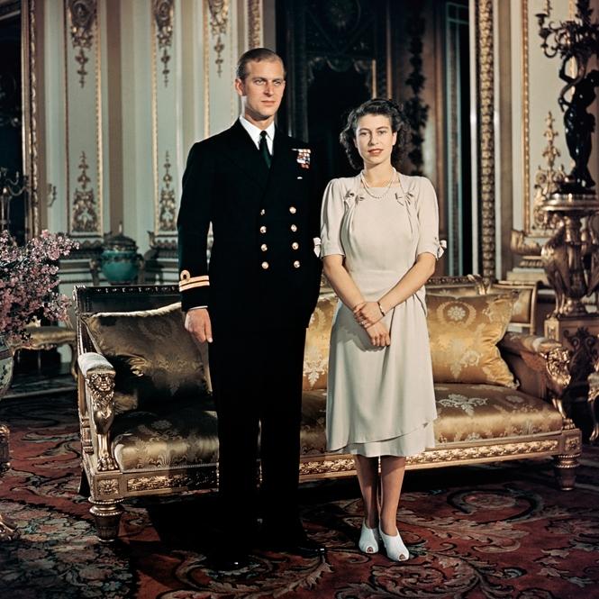 В память о покойном принце Филиппе: биография и архивные фото герцога Эдинбургского - фото №7