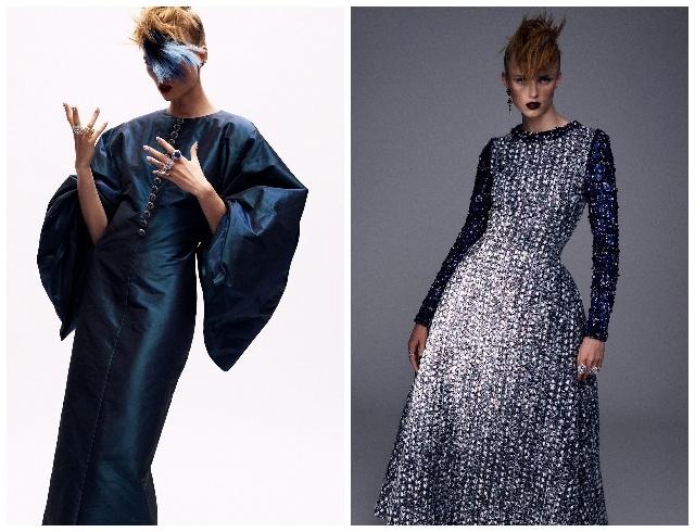 Кутюр и пандемия: обзор новых коллекций виртуальной Недели высокой моды в Париже (ФОТО) - фото №4
