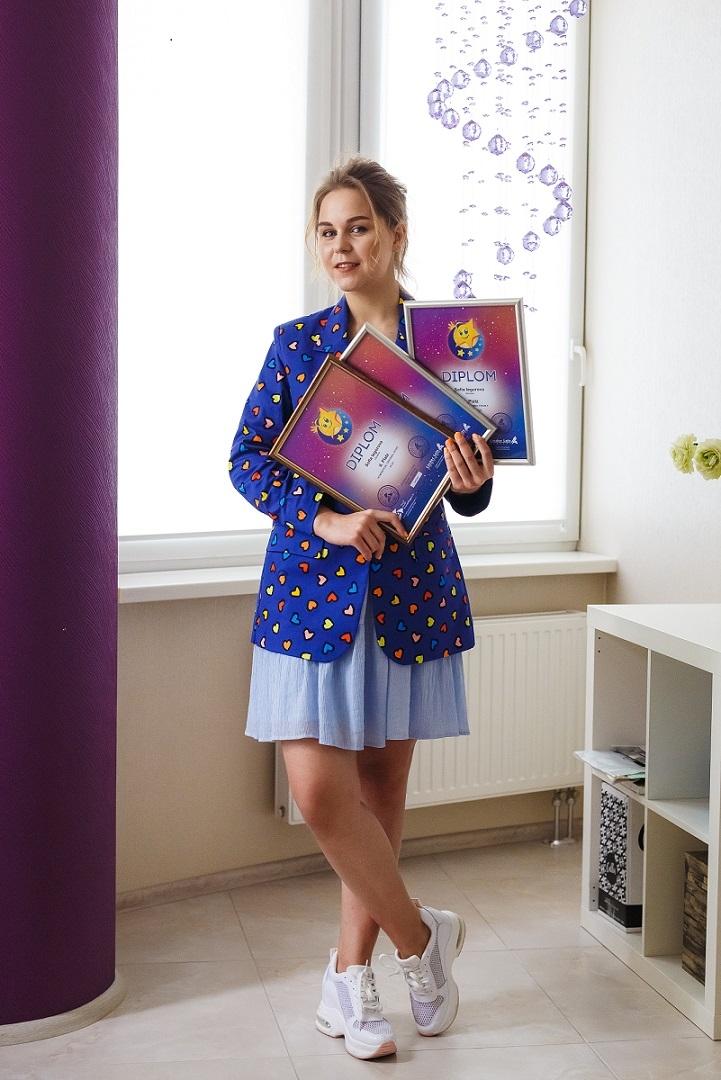 Украинская певица София Егорова завоевала сразу три призовых места на конкурсе в Германии (ФОТО) - фото №2