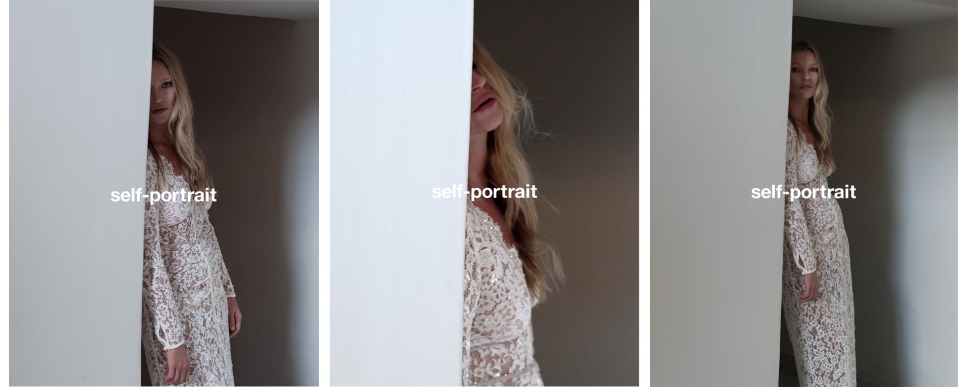 Кейт Мосс стала главной героиней рекламной кампании Self-Portrait (ФОТО) - фото №1