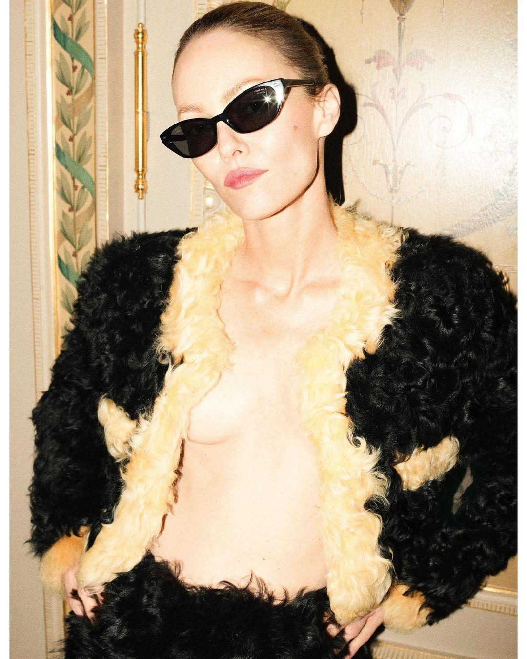 Ванесса Паради снялась в эффектной фотосессии для глянца (ФОТО) - фото №5
