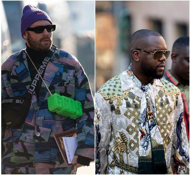 Что носят в Милане: обзор лучших стритстайл-образов с Недели мужской моды - фото №19