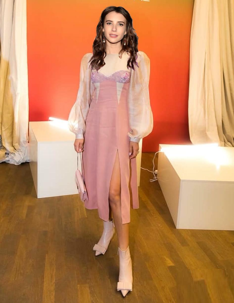 Звездный флешмоб: дизайнер Дарья Донец в шутку примерила свои наряды на мировых знаменитостях (ФОТО) - фото №7