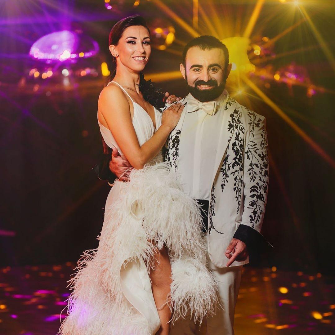 """""""Танці з зірками 2020"""" Арам Арзуманян и Тоня Руденко"""
