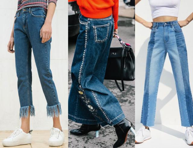 Джинсовая мода: какие джинсы носить в 2020 году (ФОТО) - фото №9