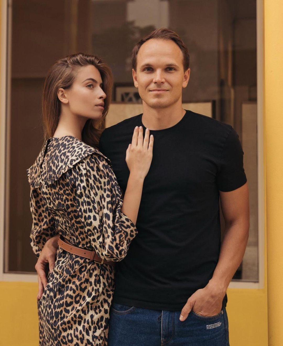 софия евдокименко и денис жданов