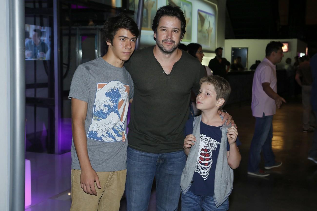 Сын Пьетро Джованны Антонелли и Мурилу Бенисиу из сериала «Клон»: фото детей