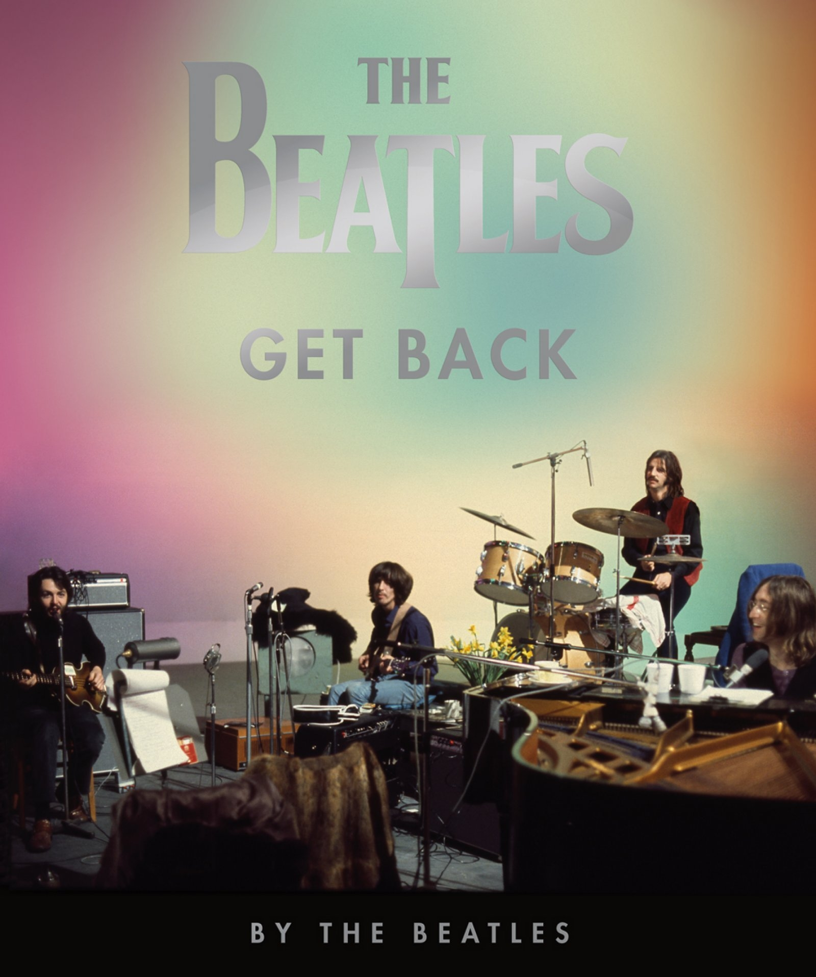 The Beatles: Get Back обложка