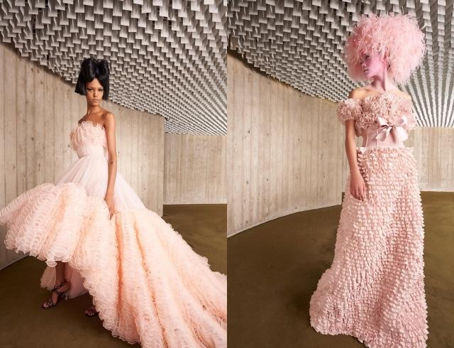 Неделя высокой моды в Париже: Dior, Chanel, Schiaparelli и другие коллекции именитых брендов (ФОТО) - фото №14