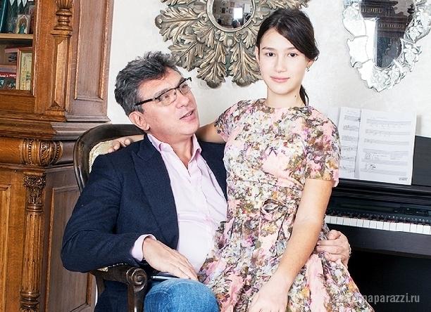 дина немцова выходит замуж