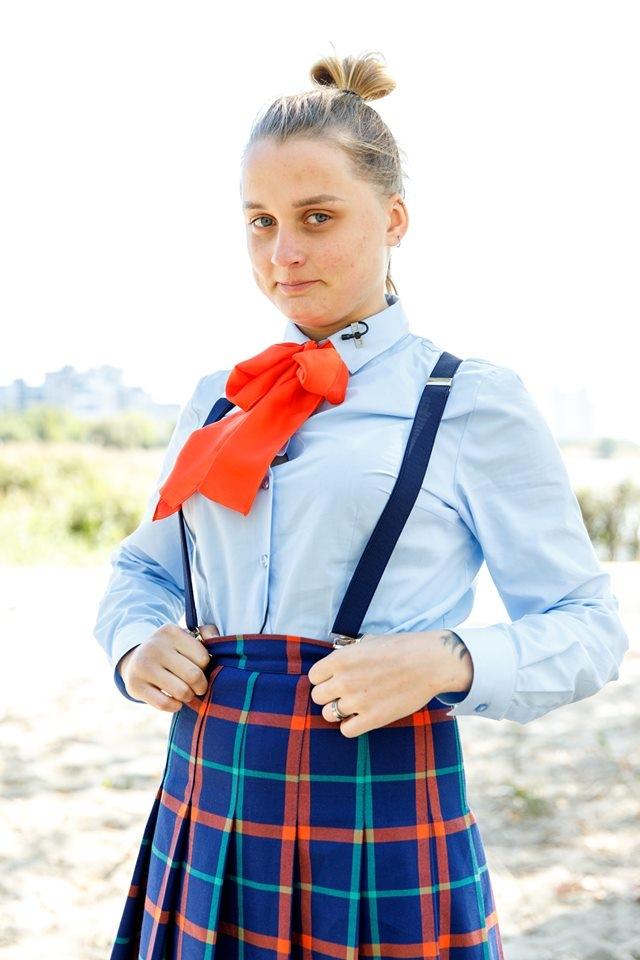 юля чигринец фото