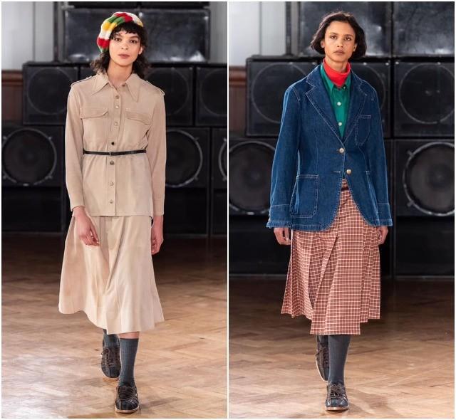 """Как у той самой """"мымры"""": стиль Людмилы Прокофьевной покажут на Неделе моды в Лондоне - фото №3"""