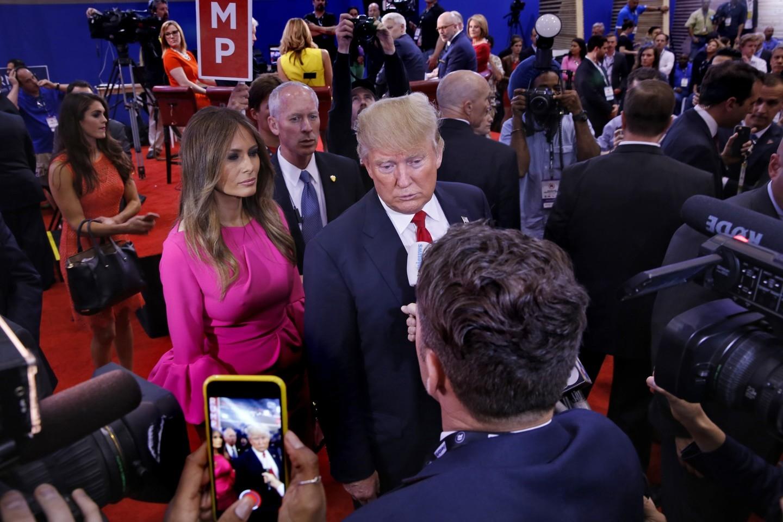 Мелании Трамп — 50! Вспоминаем лучшие образы первой леди США (ФОТО) - фото №6