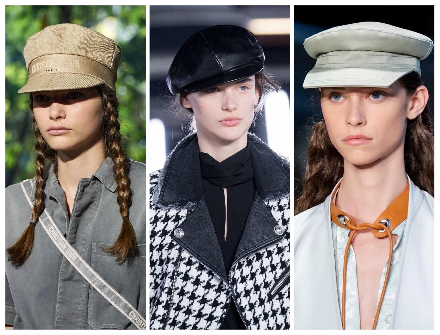 Самые модные головные уборы 2020 года (ФОТО) - фото №8