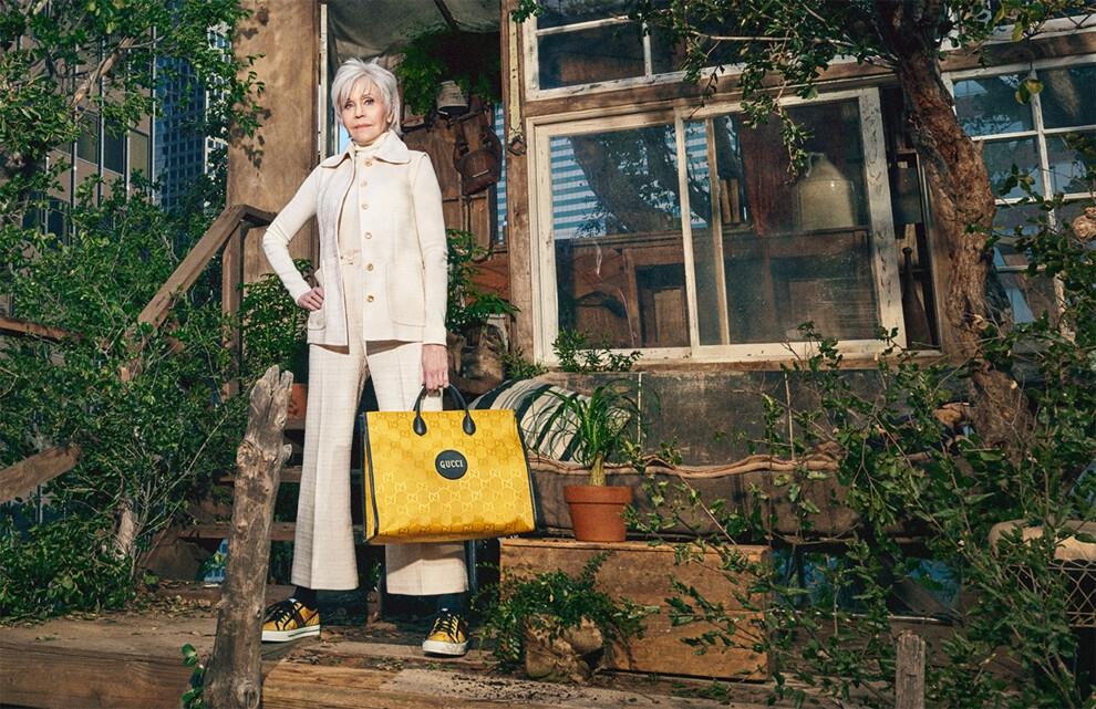 Gucci представили новую экологичную коллекцию (ФОТО) - фото №1