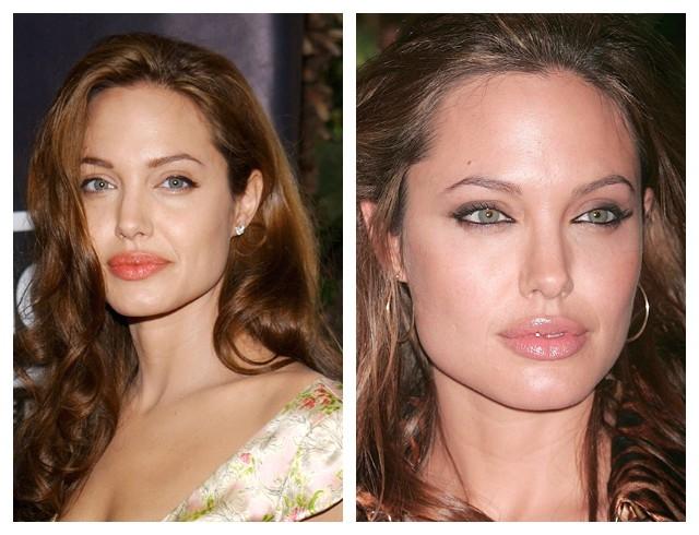 Beauty-эволюция: как менялась внешность Анджелины Джоли (ФОТО) - фото №7