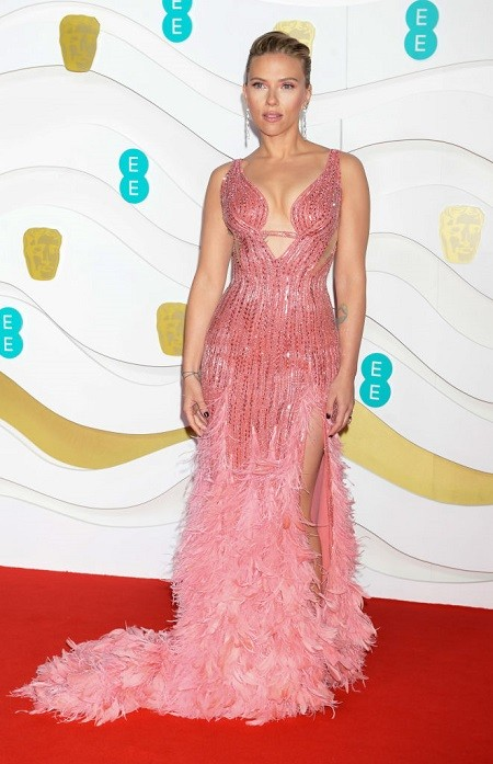 Кейт Миддлтон, Лили Роуз Депп, Скарлетт Йоханссон на BAFTA 2020 - фото №1