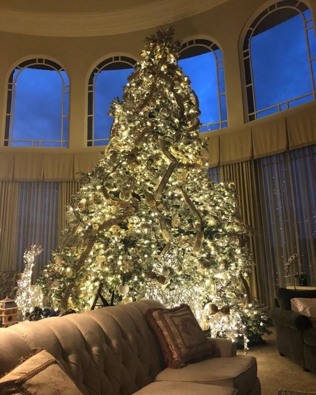 Праздник к нам приходит: Бритни Спирс показала, как украсила дом к Новому году (ФОТО) - фото №1
