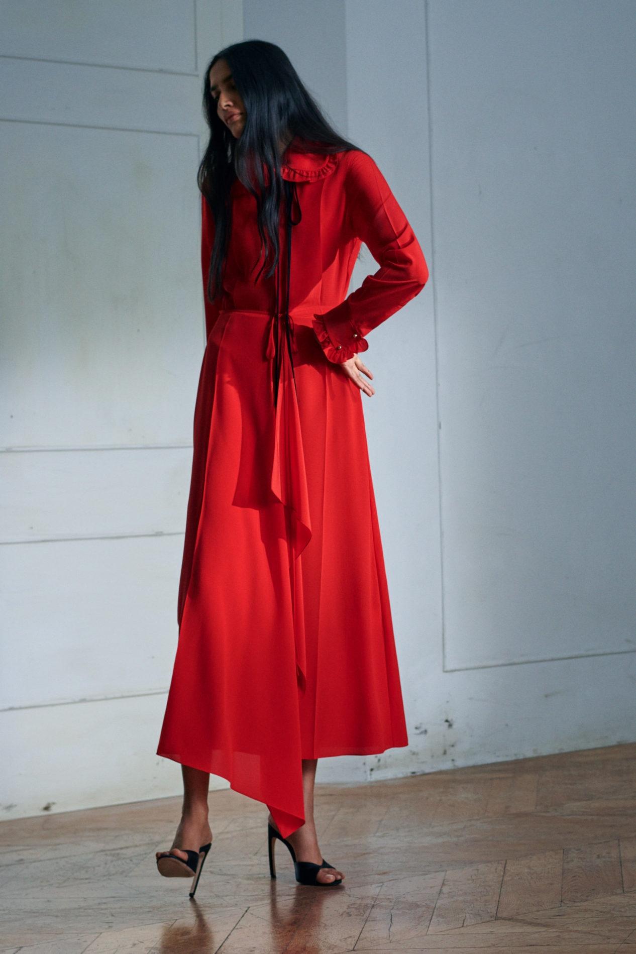 Уроки стиля. Новая круизная коллекция бренда Victoria Beckham (ФОТО) - фото №6
