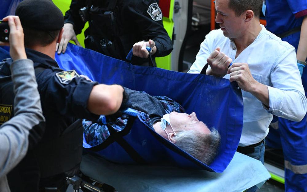 Михаила Ефремова экстренно доставили в реанимацию. Что известно о состоянии актера? - фото №1