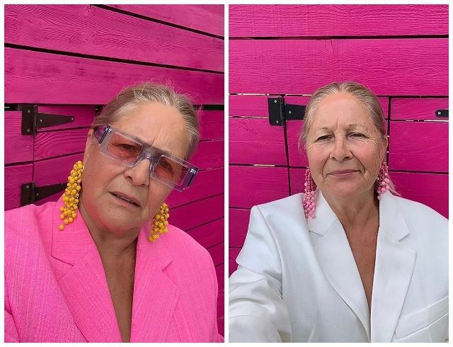 Так трогательно! Бабушка дизайнера снялась в новой рекламной кампании Jacquemus (ФОТО) - фото №3
