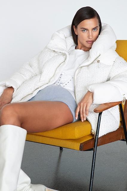 Ирина Шейк показала роскошную фигуру в новой рекламной кампании Nicole Benisti (ФОТО) - фото №5