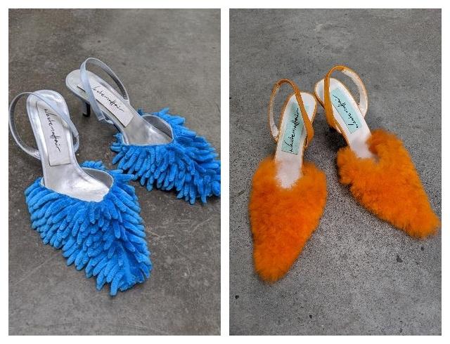 Обувь как искусство: новый тренд — мюли из ковров (ФОТО) - фото №2