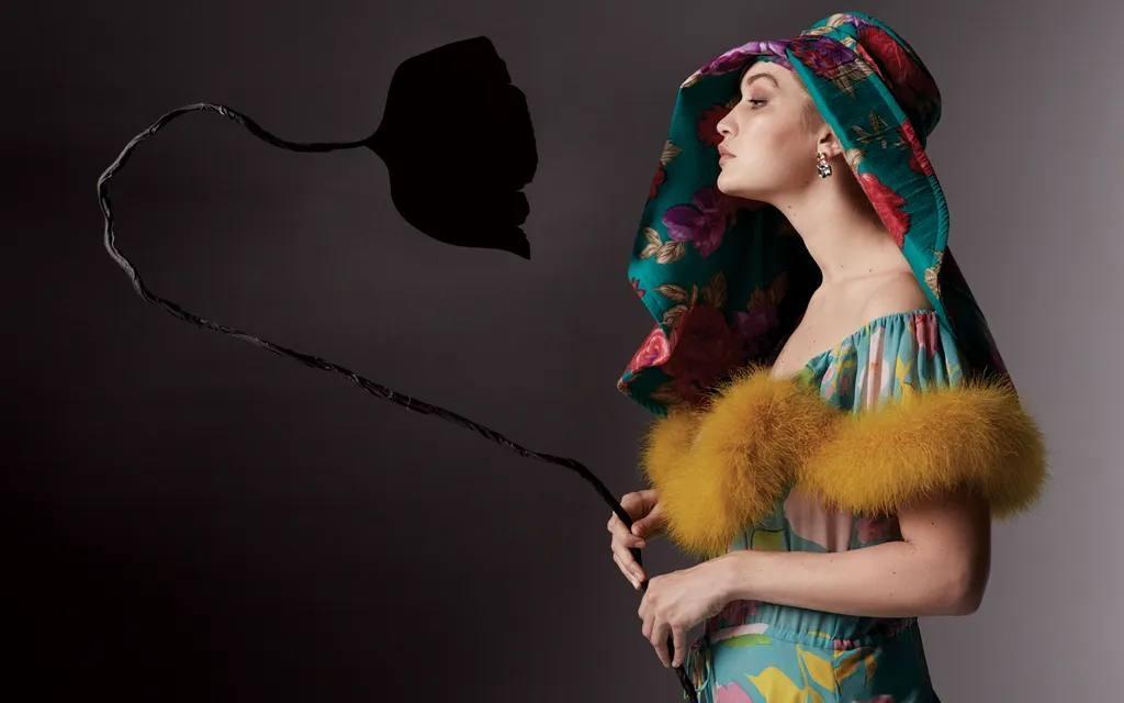 Джиджи Хадид впервые появилась на обложке Vogue после рождения дочери (ФОТО) - фото №5