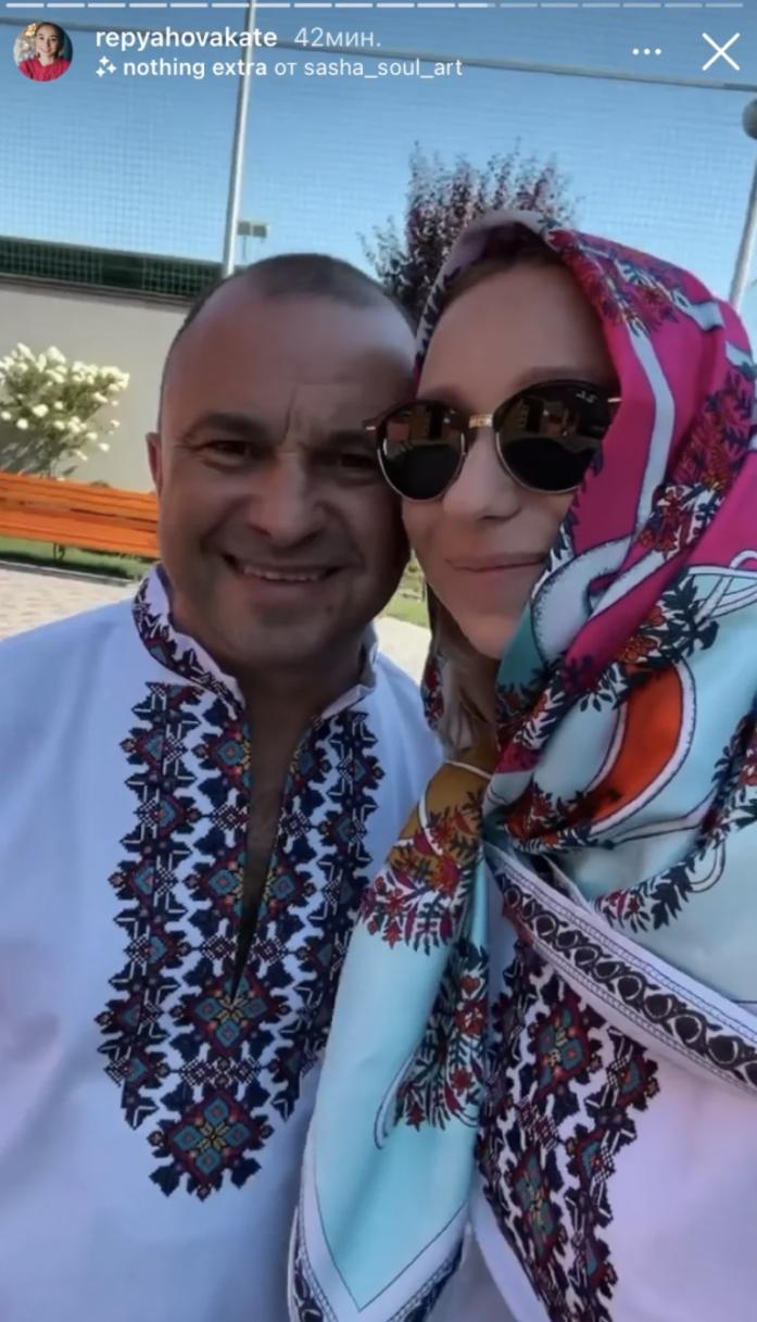 Виктор Павлик и его молодая жена окрестили сына (ФОТО) - фото №1