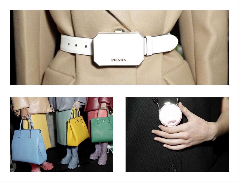 Prada —новая коллекция: строгий гламур и угловатая женственность (ФОТО) - фото №6