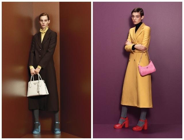 Ярко, строго и элегантно: Prada представили новую коллекцию Pre-Fall —2020 (ФОТО) - фото №7