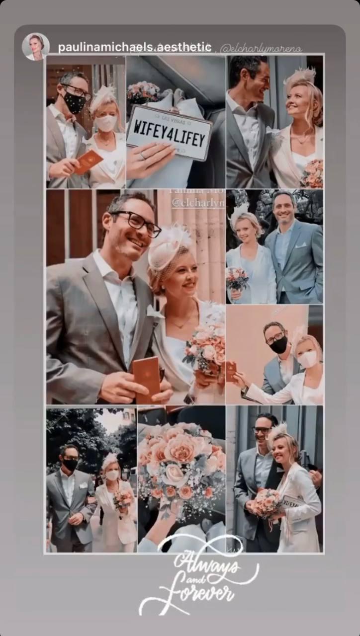 Сестра Егора Крида Полина вышла замуж! - фото №2