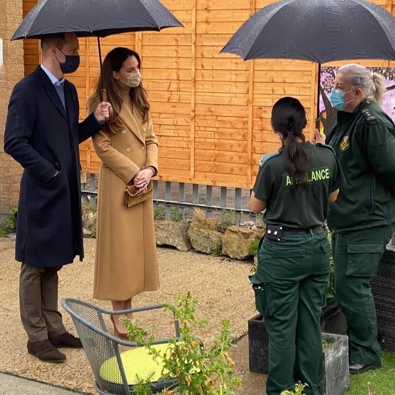 кейт миддлтон и принц уильям фото 2021