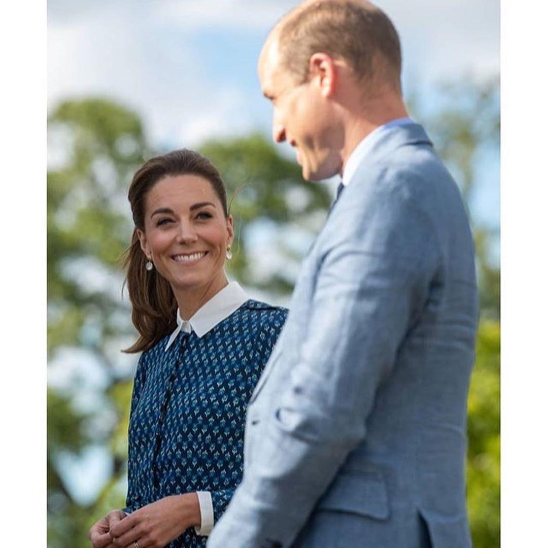 кейт и уильям фото 2020